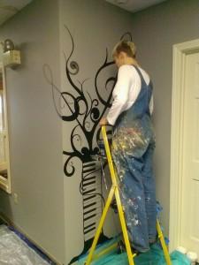 Emily Joy Painting 3